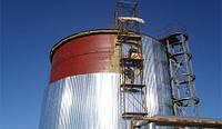 Резервуар вертикальный стальной РВС-5000м3 м.куб , изготовление емкостей и резервуаров