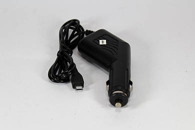 Адаптер Car GPS-5p charger micro (300)