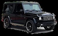 Джип Mercedes кубик 2005 - прокат в Одессе.