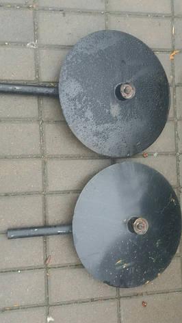 Окучник дисковый регулируемый для мотоблоков на 8, 10, 12 л. с, фото 2