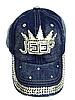 Бейсболка подростковая джинсовая JEEP