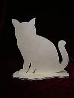 Кошка из фанеры