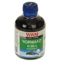 Чернила WWM для HP №21/121/122 200г Black Водорастворимые (H30/B)