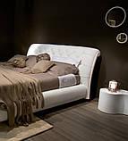 Итальянская кровать Virgola фабрика Khaos , фото 2