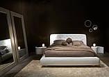 Итальянская кровать Virgola фабрика Khaos , фото 3