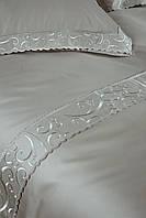 Элитное постельное белье Begonville Lindau евро