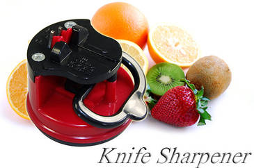 Точилка для ножей Knife Sharpener with Suction Pad
