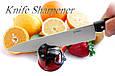 🔥✅ Точилка для ножей Knife Sharpener with Suction Pad KNIFE SHAPER, фото 2