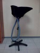 Мойка парикмахерская без кресла пластик