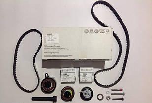 Комплект ГРМ VW T4 2.5 TDI оригинал VAG 074198119Q