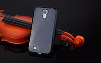 Силиконовый черный чехол для Samsung Galaxy S4, фото 1