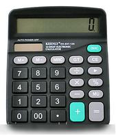 Калькулятор K 837-12S, двойное питание