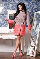 Демисезонное пальто женское В - 926 Veneri