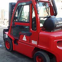 Вилочный погрузчик 3 тонны Nissan G30LQ б/у купить