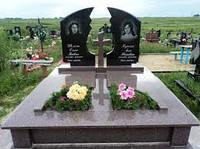 Памятники для двоих (Образцы №390)