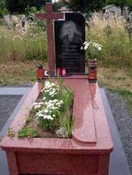 Памятники ганитные Життомир (Образец №197)
