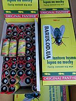 Липкая лента от мух Пантера Panther оригинал