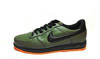 Кроссовки Nike Air Force 1 Low (Green & Black), размер 43 (27,5 см)