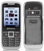 Телефон DONOD D71 (Black) 2SIM + Телевизор