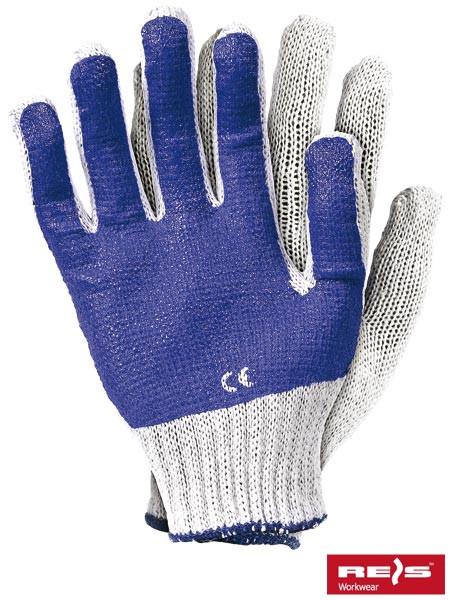 Перчатки защитные покрытые ПВХ RR WN 9