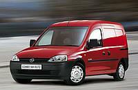 Защита поддона двигателя и КПП Опель Комбо С кроме  V-1.7D(2001-2010) Opel Combo С