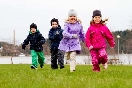 Выбираем весеннюю одежду для детей!