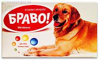 Браво витамины и минералы для собак больших пород, 100 таб., Артериум