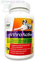 Мульти-комплекс №5 Юнитабс Unitabs Arthro Active для собак при болезнях суставов, 100 табл., Экопром