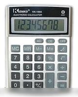 Калькулятор Кenko 100A100B - 8, музыкальный