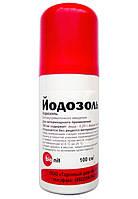 Йодозоль аэрозоль пенообразующий, 170 мл, Бионит