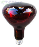 Лампа накаливания ИКЗК (инфракрасная зеркальная лампа красная колба), Калашниково