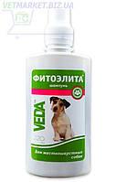 Фитоэлита шампунь для жесткошерстных собак, 220 мл, Веда
