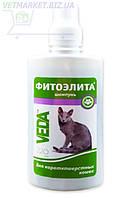 Фитоэлита шампунь для короткошерстных кошек, 220 мл, Веда