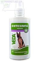 Фитоэлита шампунь для короткошерстных собак, 220 мл, Веда