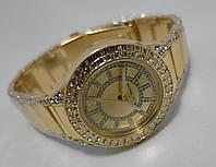 Часы женcкие Michael Kors gold cristal, кристаллы