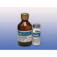 Ивермектин 1%, раствор для инъекций 10 мл с витамином Е, Базальт