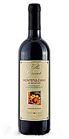 Вино красное сухое Montepulchiano d'abruzzo 2014г. 0,75L
