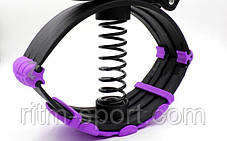 Фитнес джамперы (размер 35-38, 39-42, фиолетовые), фото 3