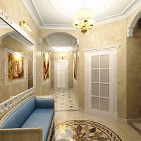 3D визуализация и анимация интерьера и экстерьера в Одессе