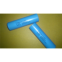 Литий-ионный аккумулятор для фонарей camelion lir18650 li-on 2200 mah 3.6v