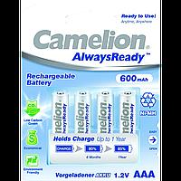 Camelion r 03/4bl 600 mah ni-mh (always ready) (nh-aaa600Аrbp4)