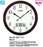 Часы CASIO IC-01-5DF