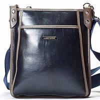 Мужская сумка Classiс Garden   синий, фото 1