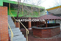 Торгово-развлекательный комплекс пгт Великодолинское