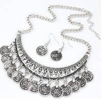 Набор Монеты состаренное серебро tb1198 - ОПТ