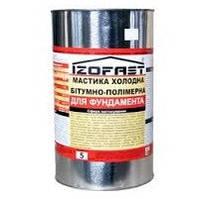 Мастика битумная-полимерная IZOFAST 20кг