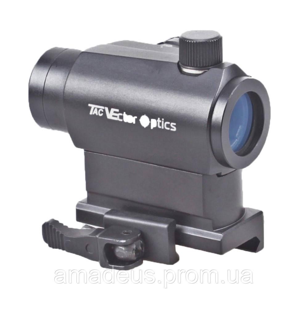 Коллиматорный прицел Vector Optics SCRD-12 Maverick 1x22 Red Dot