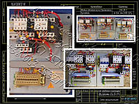 Б5431, БМ5431 блок управления реверсивным асинхронным двигателем, фото 1