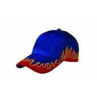 Кепка-бейсболка  FLAME, цвета в ассортименте