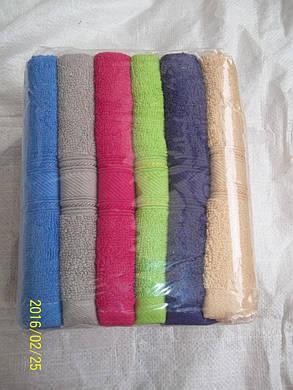 Махровое полотенце лицевое, фото 2